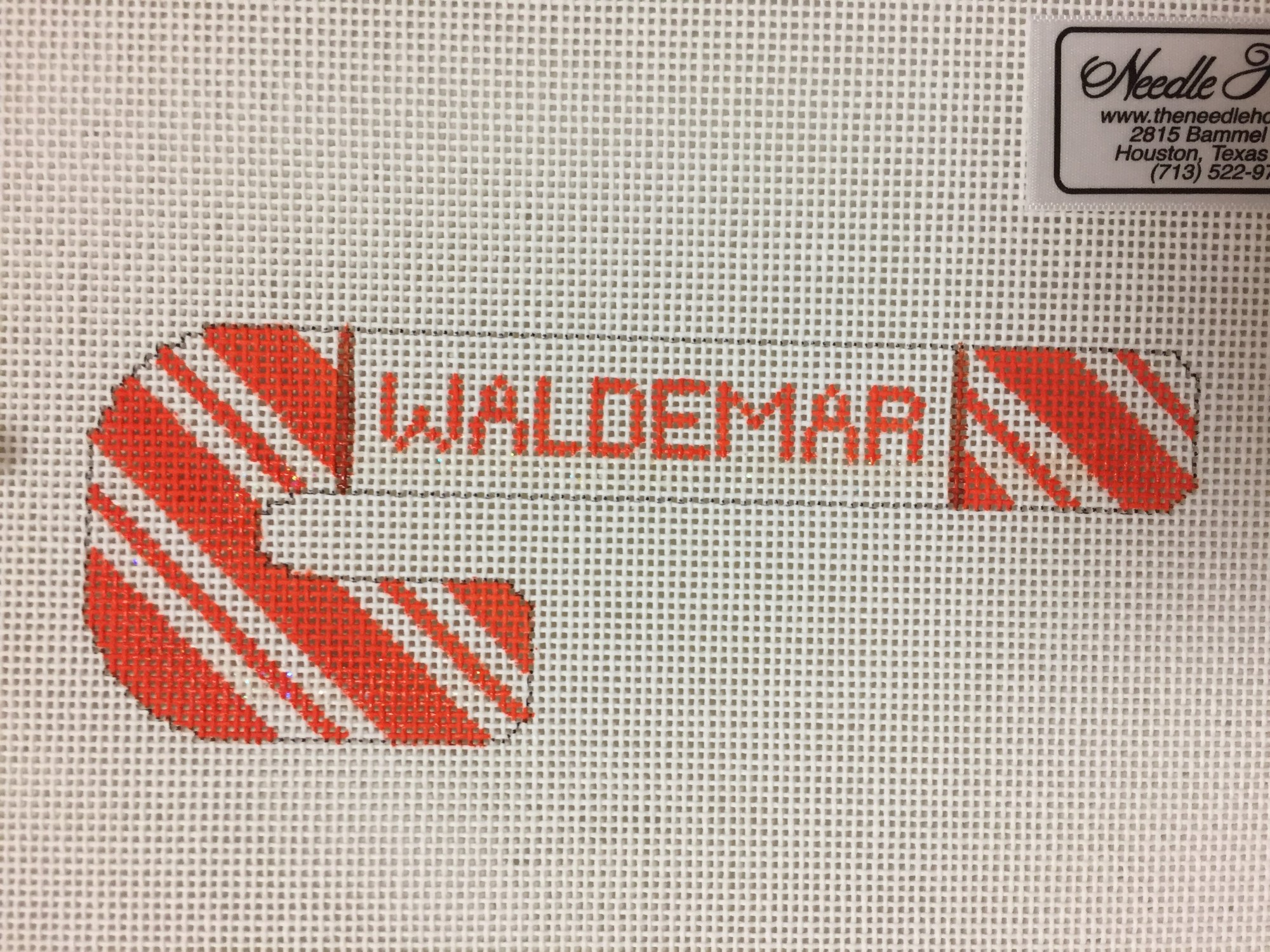 CD/ WALDEMAR Candy Cane