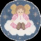 CC/CH300M Pink Angel Circle