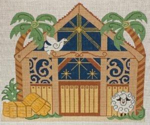 DANJI/CH435 Nativity Manger
