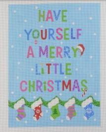 PBD/CHR01 Merry Little Christmas
