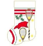 KSD/CM108L Lacrosse Mini Sock