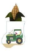 KSD/CM650 Tractor w/ Corn