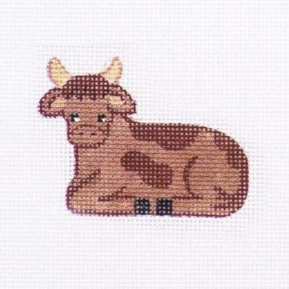 ALEXA/CN10 Cow Nativity