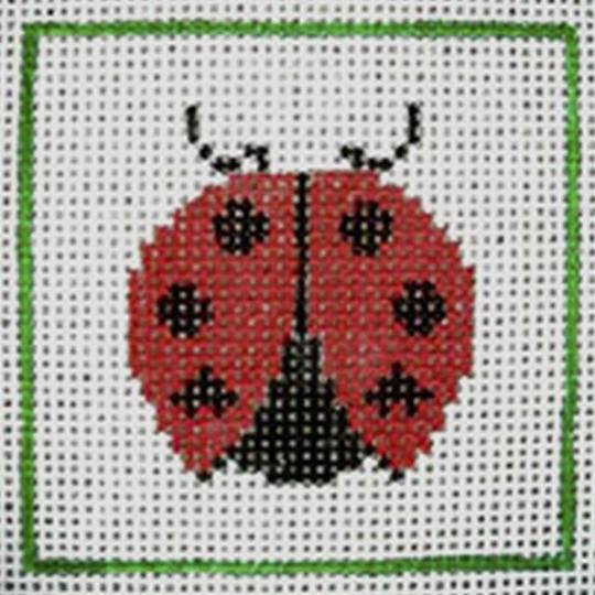 CN/A9 Lady Bug Beginner Needlepoint Kit for Ages 7+