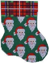 AT/CT1052 Santas Mini Stocking