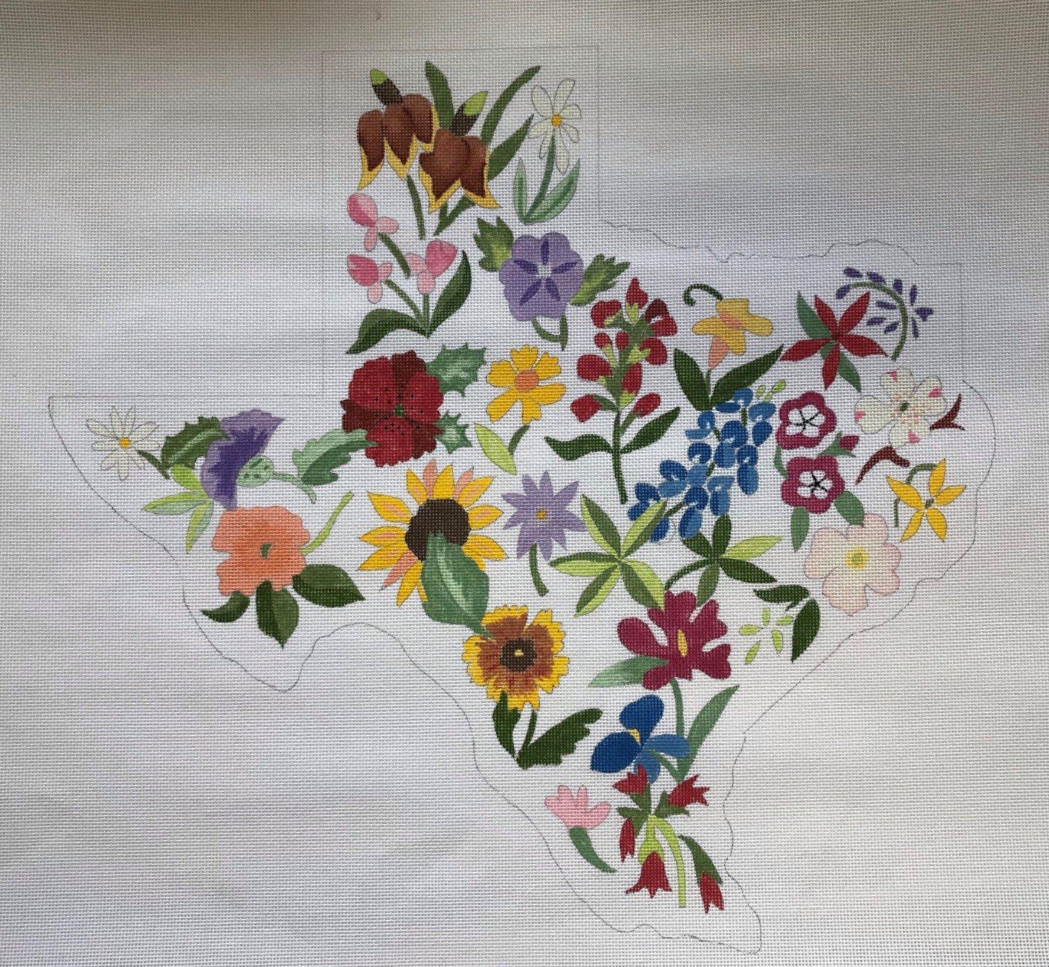 CWT/720A Texas Wildflowers
