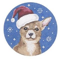 PBD/DG26 Chihuahua Santa Dog