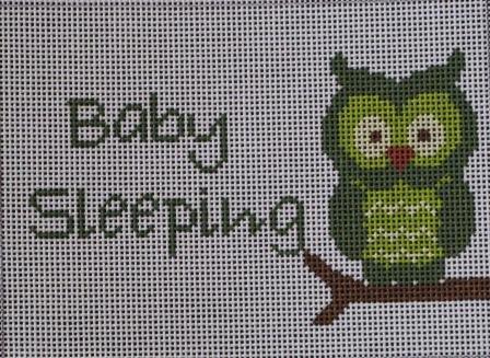 JCD/DHG227 Owl Sleeping
