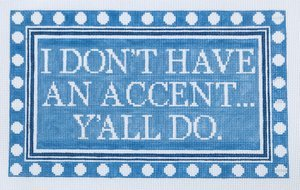 TPS/DM3C I Don't Have an Accent...