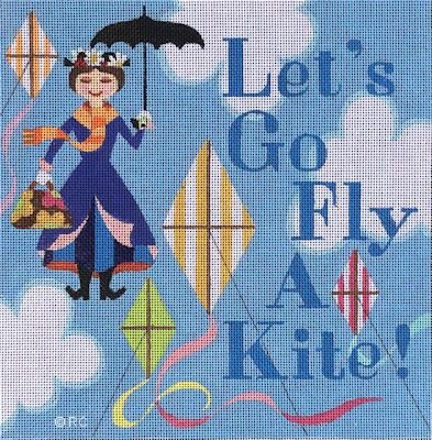 RCD/HO1949 Let's Go Fly A Kite - Large