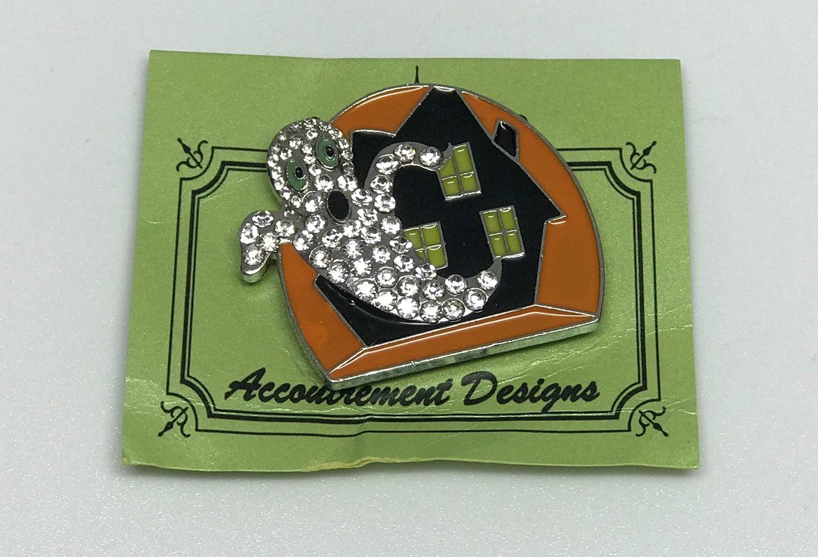 AD/HP004 Ghost Haunting Magnet