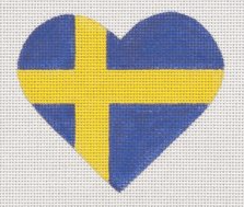PBD/HT09 Swedish Flag