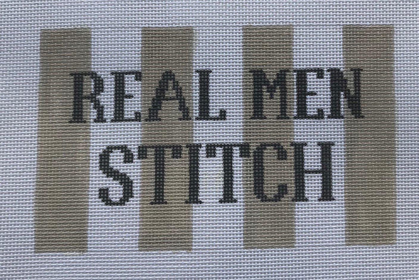 J&C/RM311 Real Men Stitch