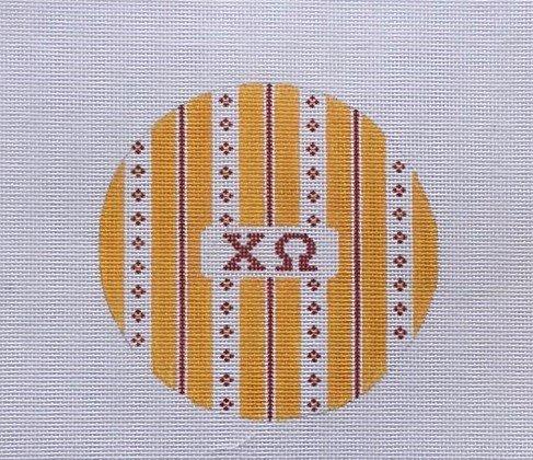 KPD/R54 Chi-Omega Large Round