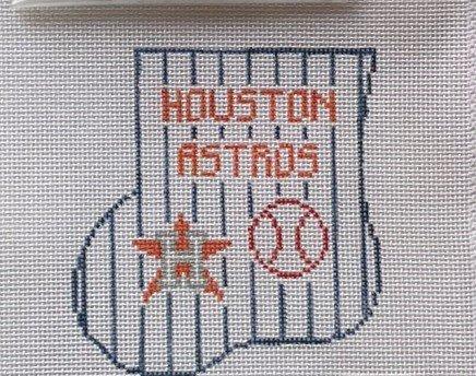 KSD/CM912 Houston Astros w/Baseball mini sock