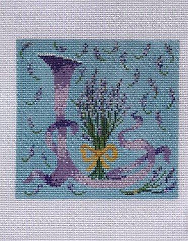STD/Alpha  L is for Lavender