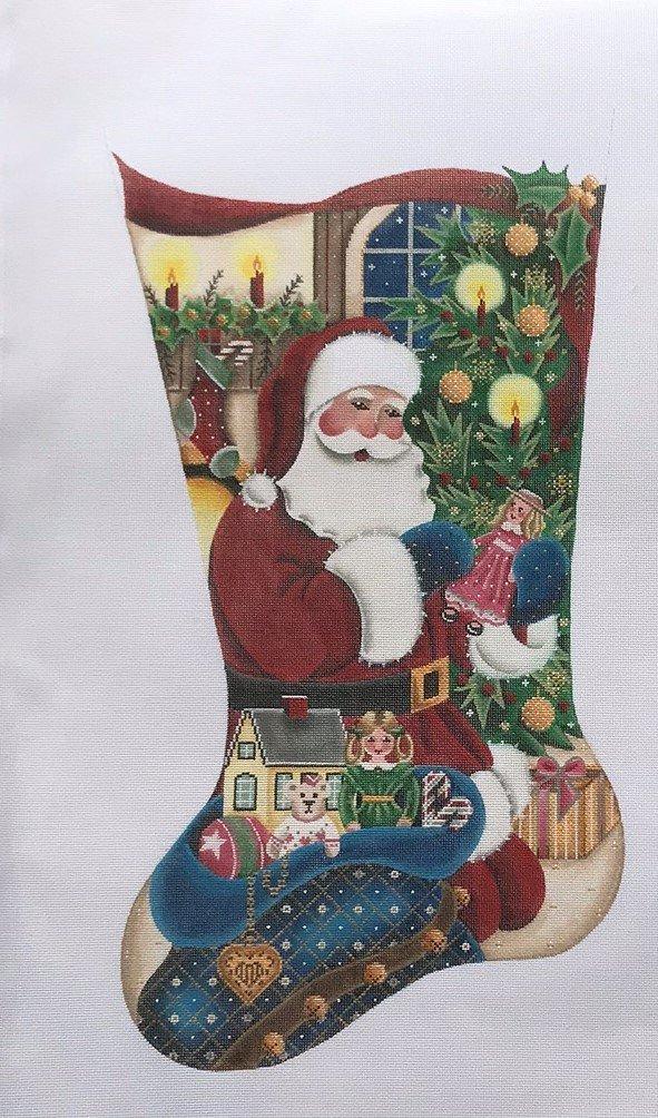 RWD/1381B Santas Presents Girl