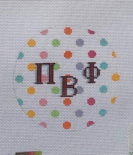 KPD/1904PBP Pi Beta Phi Round