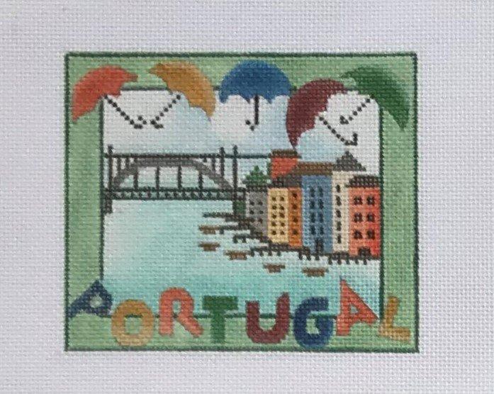 EWE/DD538 Portugal Postcard