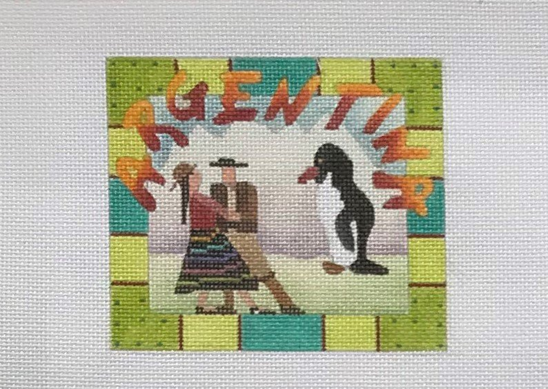 EWE/DD475 Argentina Postcard