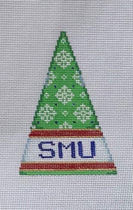 AT/CT1628 SMU Mini Tree Ornament