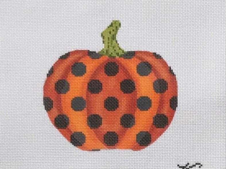 TCN/KCN1551 Haunted Polka Dots Pumpkin