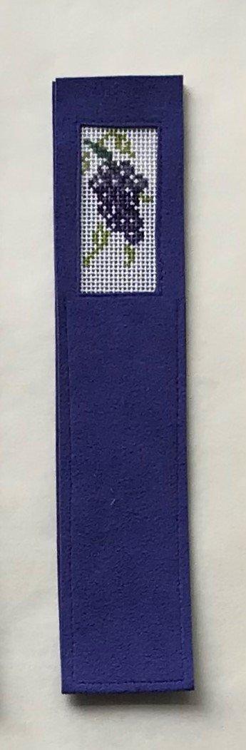ANNEB/ Purple Grapes Bookmark