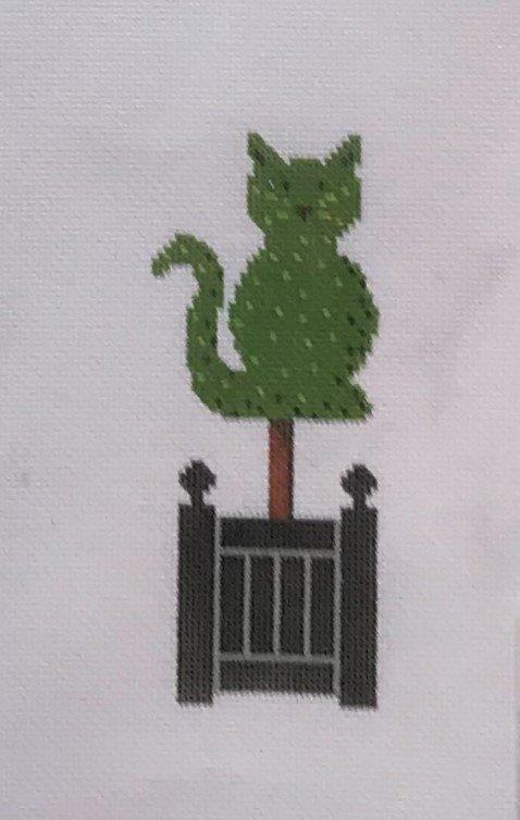RDND/0707 Cat Topiary