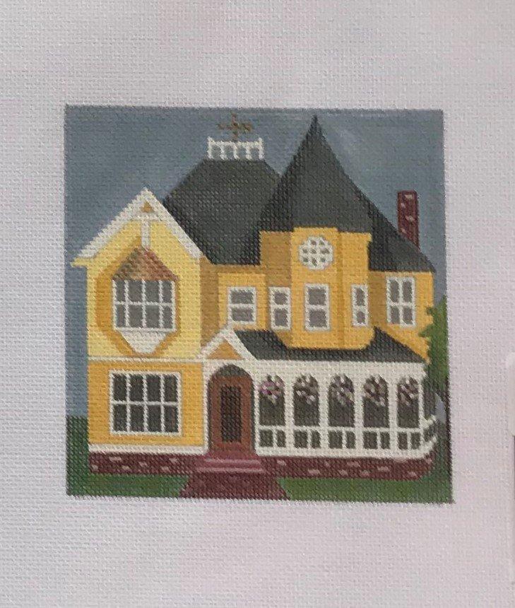 MPD/A178 Victorian House w Stitch Guide