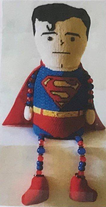 SMF/Super Guy w/ Stitch Guide