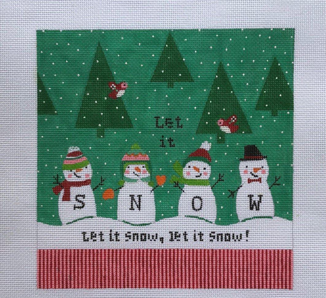 PPD/SNCH04 Let it Snowmen - 13 Mesh