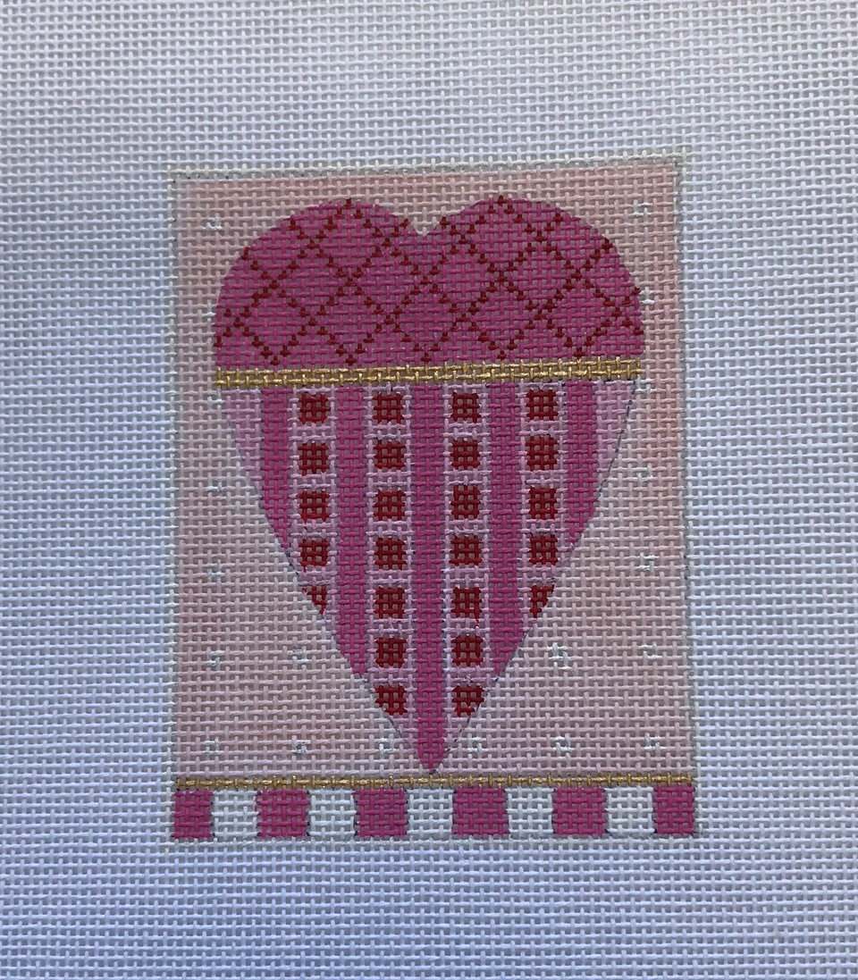 MSD/2211F Trellis Heart