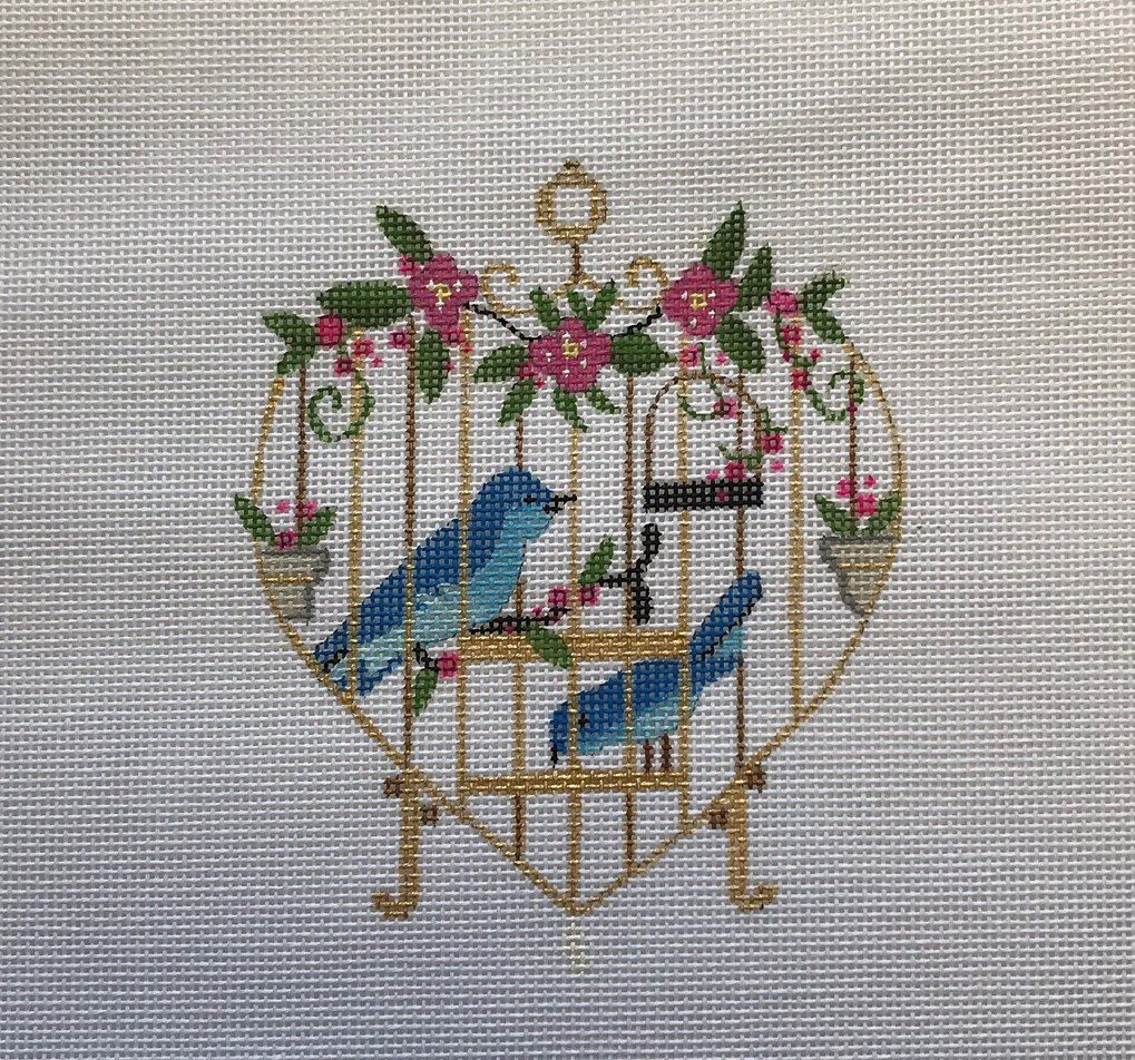 MSD/2215C Birdcage Heart