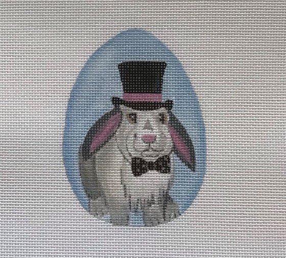 NSD/EA85 Top Hat Bunny Egg