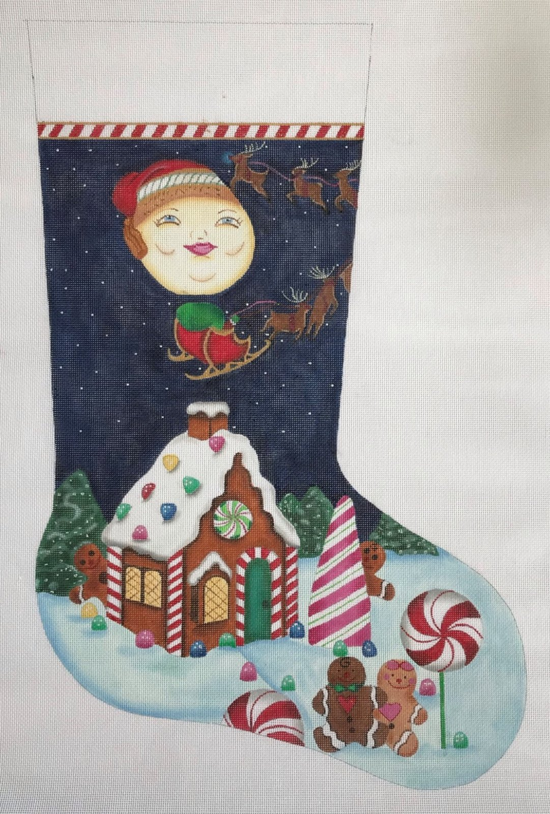 NSD/CH84 Gingerbread Stocking