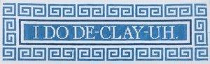 TPS/DM3K I Do De-Clay-Uh