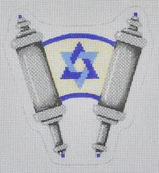 PBD/JUD02 Silver Torah