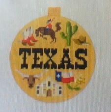 KB/1267 Texas Travel Round