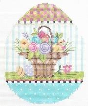 TCN/KEA04-18 Easter Basket Egg