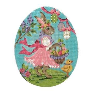 TCN/KEA20-18 Ella Fritz Bunny Egg