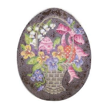 TCN/KEA24-18 Grand Easter Basket Egg