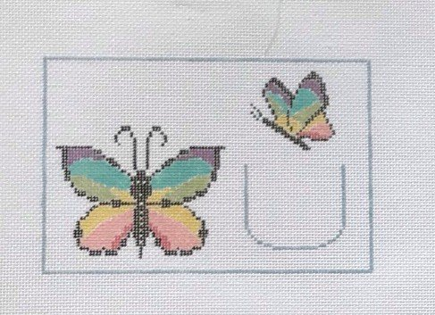 KSD/PT219 Butterfly Tooth Fairy Pillow