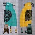 MAGGIE/M2058 Standing Birds