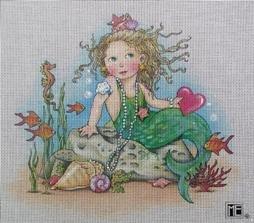 PPD/MEBH05 Heart Mermaid
