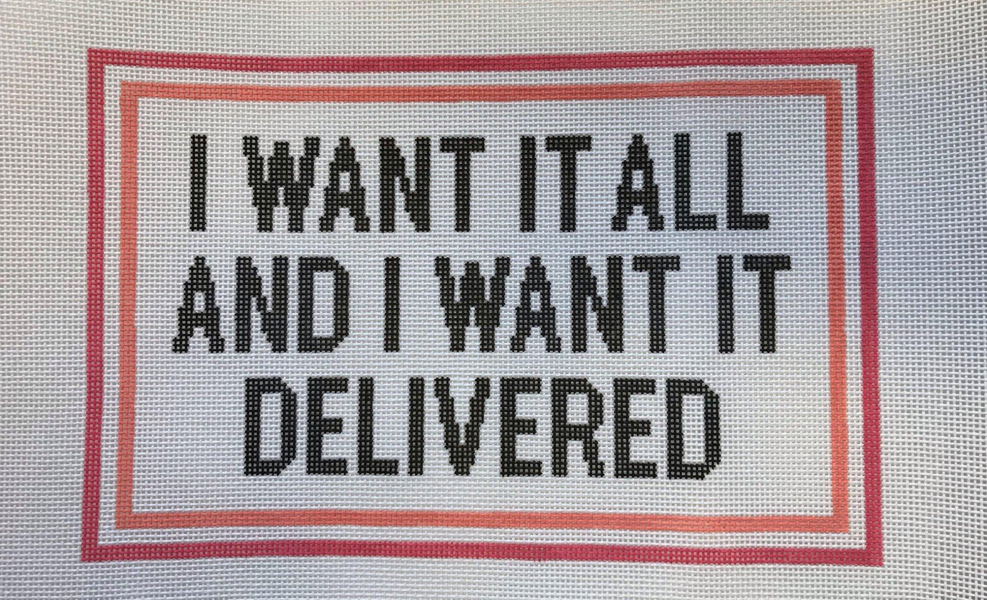 MJD/26 I Want It All...