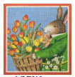 MSD/MLT512 Tulip Bunny