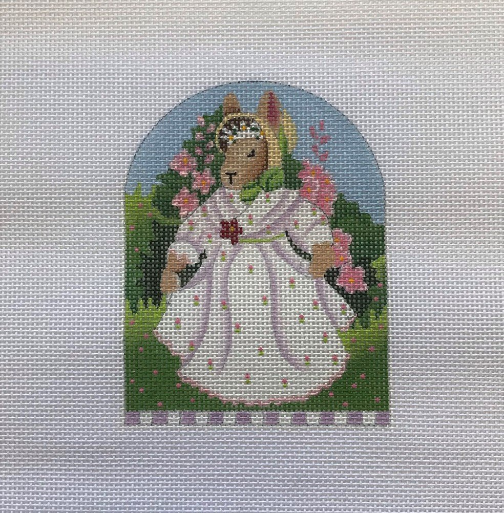 MSD/2237A Flower Bunny