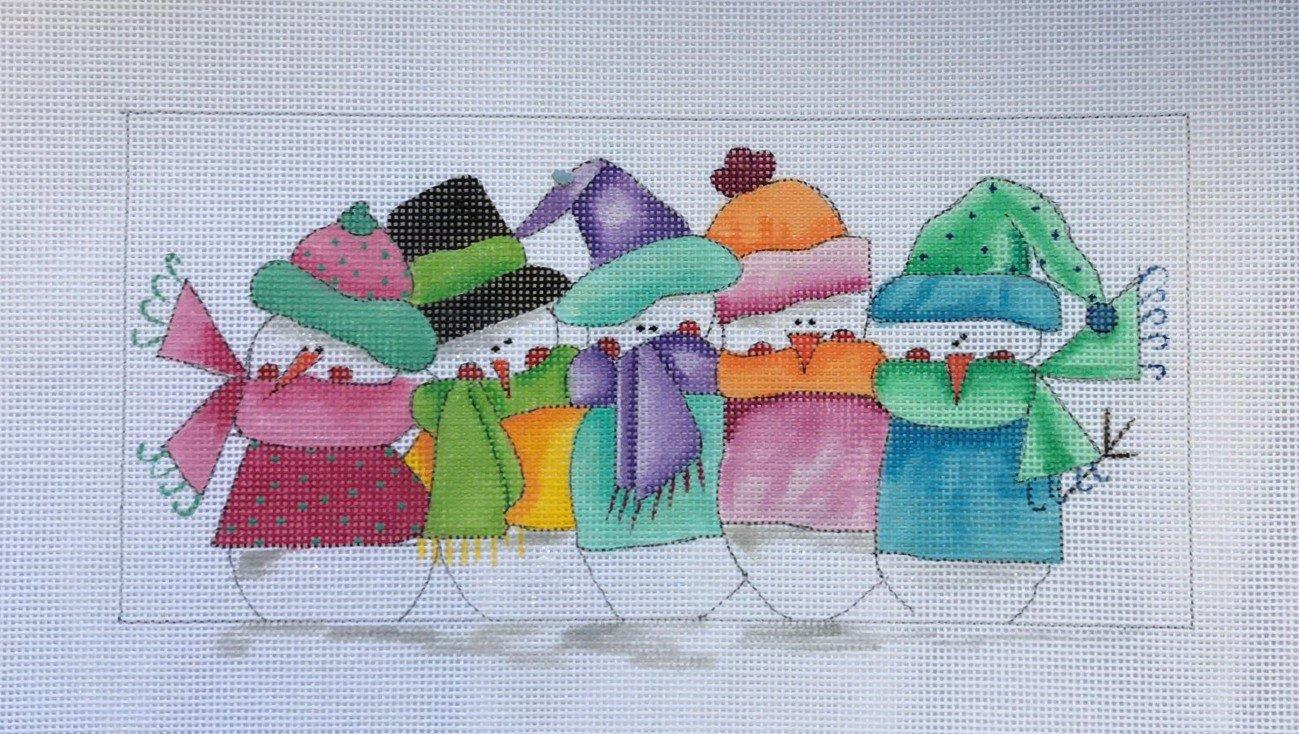 REN/5LT105 5 Little Frosty Friends