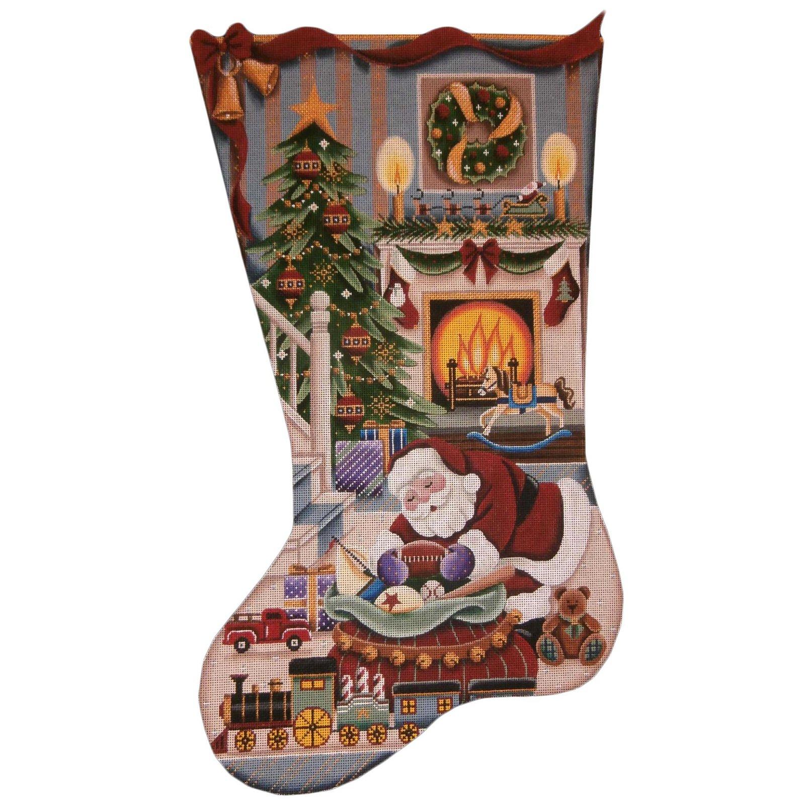 RWD/1394B Christmas By the Fire, Boy