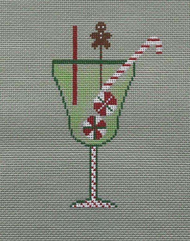 SMF/Candy Cane Drink w Stitch Guide